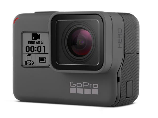 GoPro intenta salvarse con una cámara súper barata