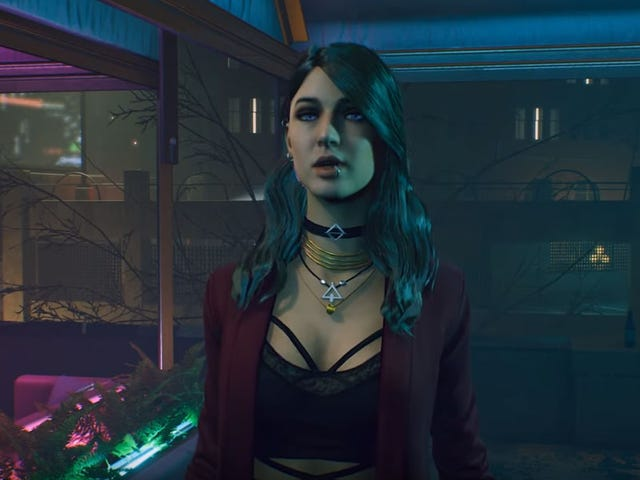 An Extended Look At Vampire: the Masquerade – Bloodlines 2 Gameplay