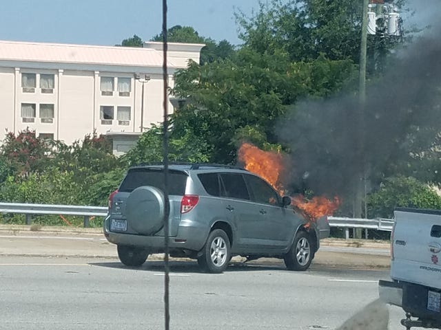 Wow the CUV market really is on fire these days
