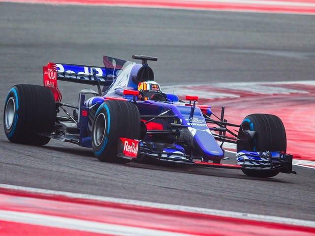 I super love the Toro Rosso STR12