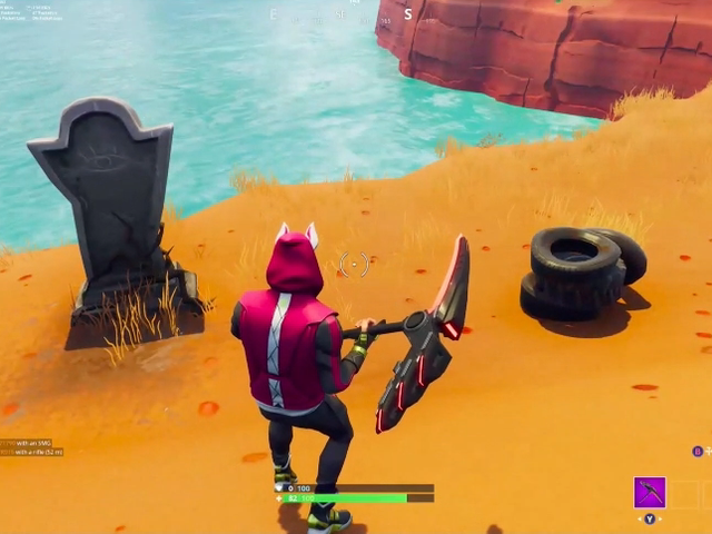 Epic Commemorates Failed Fortnite Rescue Attempt In-Game