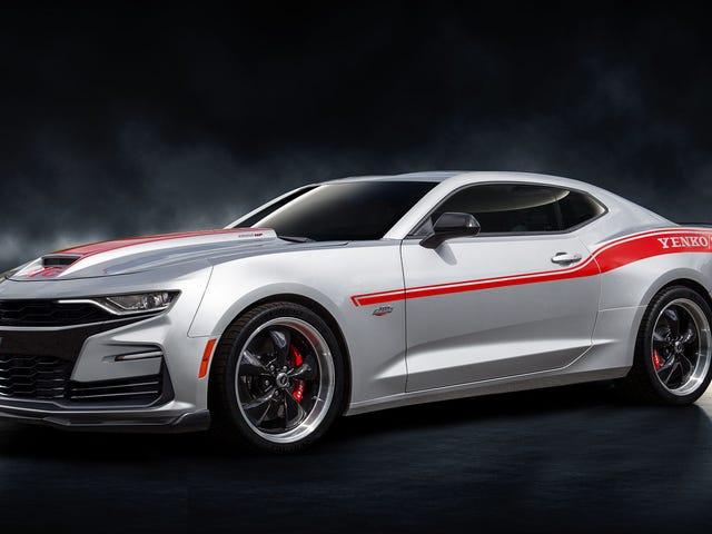 El Yenko Camaro 2019 es un monstruo de 1,000 HP que puede comprar en el concesionario