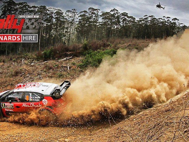 Fantasy WRC Preview: The Thunder From Down Under