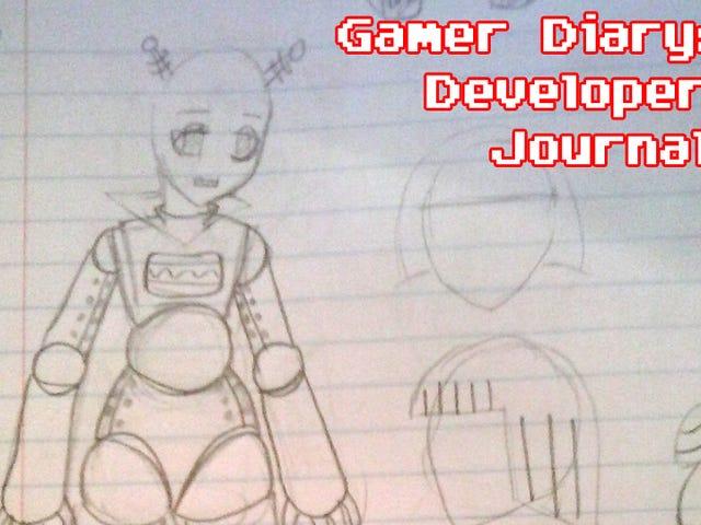 Developer Journal: Day Sixteen