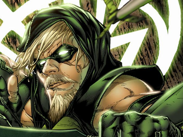 <i>Arrow </i>Season Seven Will Debut the Most Important Green Arrow Character of All: The Goatee