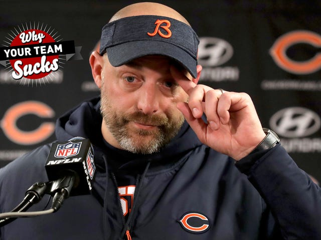 Why Your Team Sucks 2019: Chicago Bears