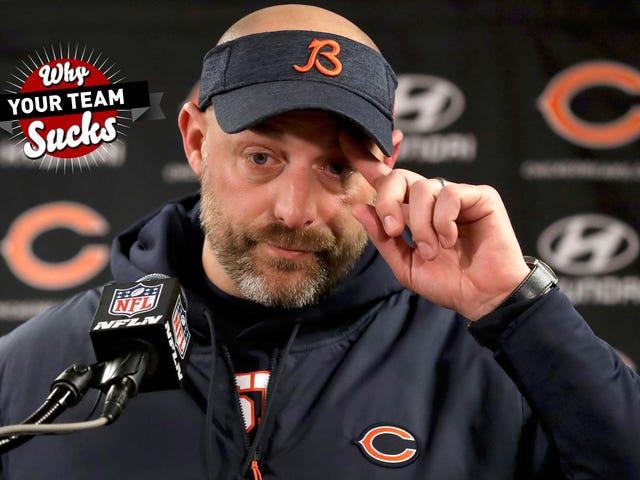 Tại sao đội của bạn Sucks 2019: Chicago Bears