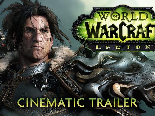 La prossima grande espansione di World of Warcraft, la Legion, uscirà quest'estate, ha confermato Blizzard