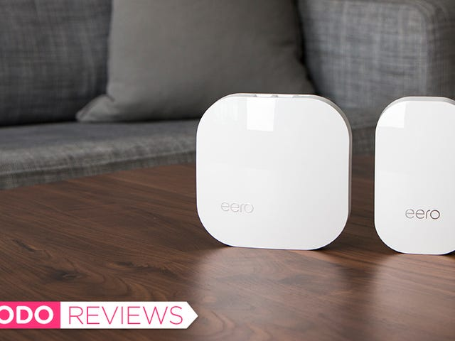 Eero's Latest Router Is So Easy I Don't Care How Much It Costs