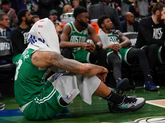 The Vile Celtics Are Dead And I'm So Happy