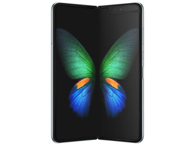 El Galaxy Fold está de vuelta: esto es lo que Samsung reparó