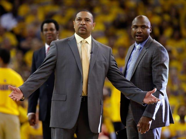 Kami Perlu Buang Mark Jackson Dari Post-Haste Broadcast NBA