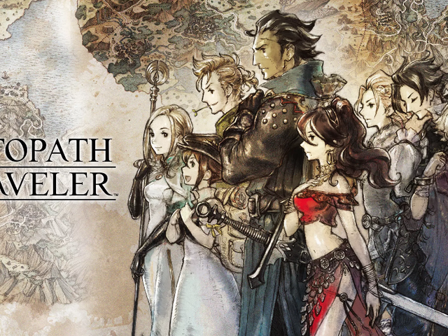 Nintendo Switch RPG Octopath Traveler Won't Have DLC Because It's 'A Finished Product'