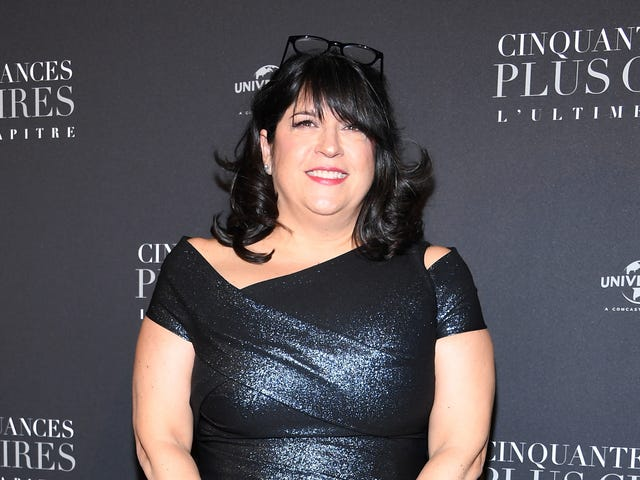 Fifty Shades Of Grey's E. L. James just signed another movie deal