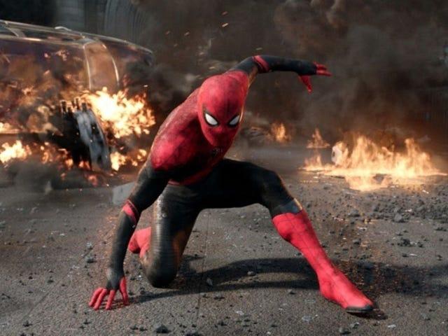 Tom Holland è venuto a girare un cameo per Venom, ma la Disney gli ha impedito di venire al cinema