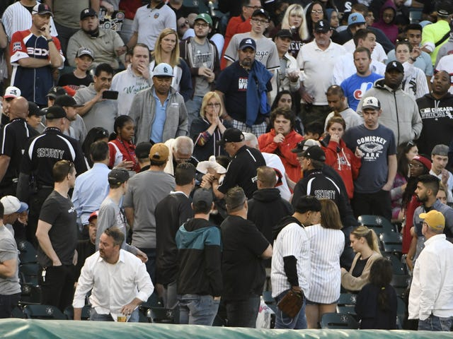 Expanded Protective Netting Is Coming To Major League Baseball, One Stadium At A Time