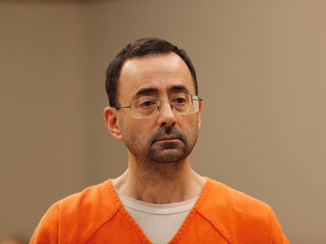 Former USA Gymnastics Doctor Pleads Guilty to Multiple Counts of Sexual Misconduct