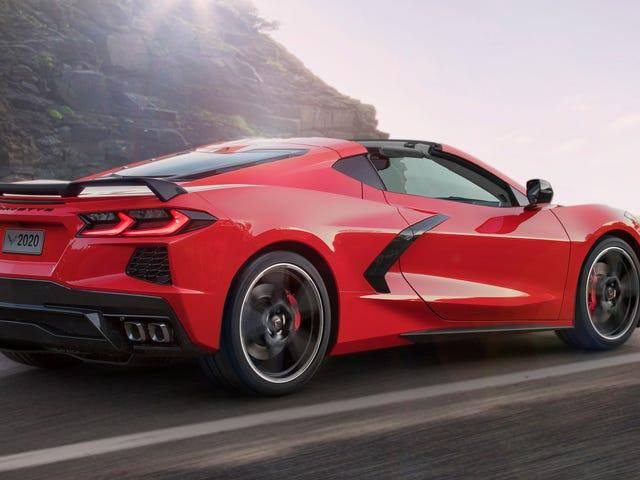 2020 C8 Chevrolet Corvette İşçi Grevinden Gecikmeli: Rapor