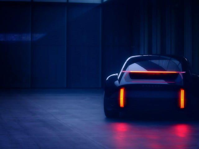Este concepto de Hyundai podría ser la profecía EV deportiva anunciada