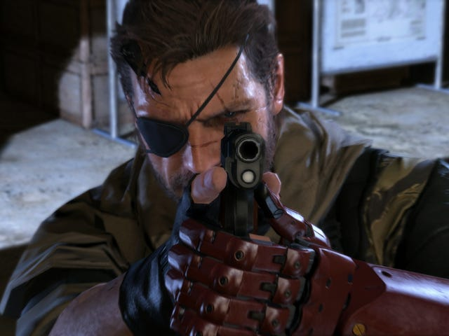 Metal Gear Solid V Is Free Next Month For PlayStation Plus Members