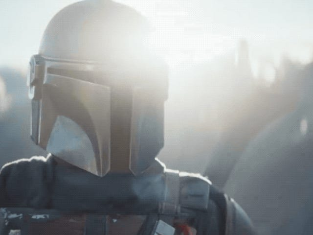 《星球大战:曼达洛人》系列预告片比您想象的还要好