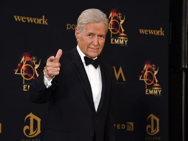 Alex Trebek refuses to have any input on his Jeopardy! successor