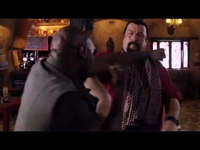 Seagal VS Tyson