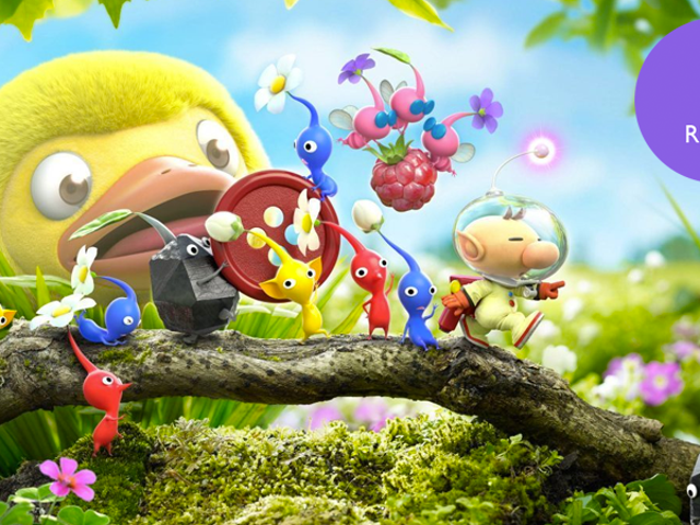 Hallå!  Pikmin: The Tay Review