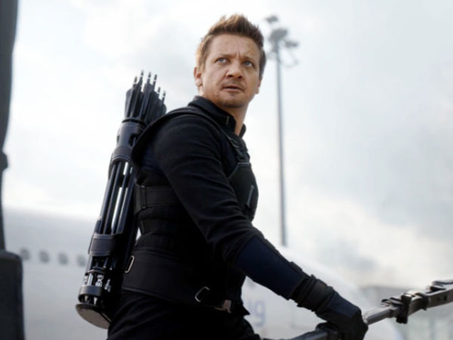 A Tribute to Hawkeye, a Character Who Is Definitely in Avengers: Infinity War at Some Point