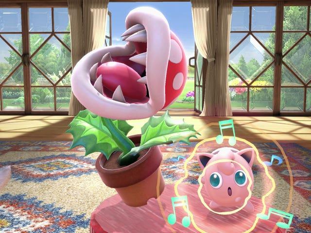Một số người chơi <i>Smash Bros. Ultimate</i> vẫn không thể truy cập Nhà máy Piranha
