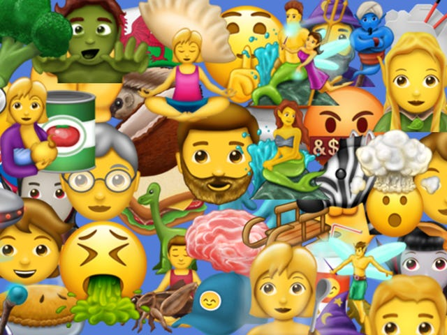 The 69 New Emoji Candidates, Ranked