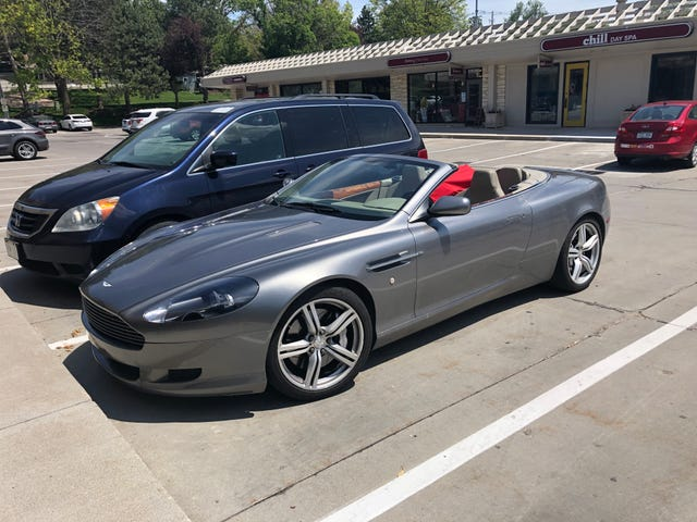 Droptop DB9