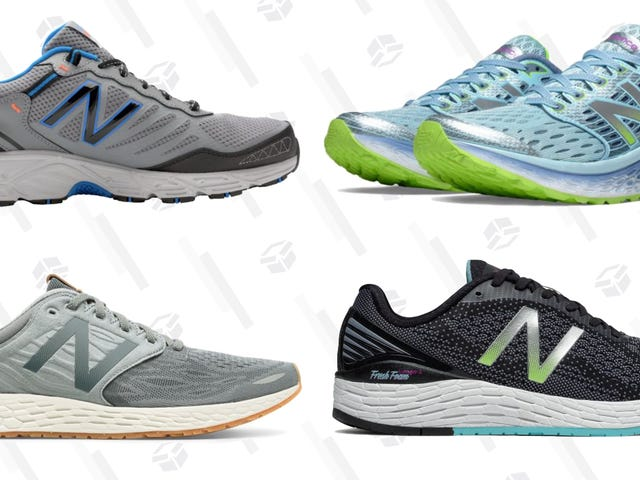 Joe's New Balance Outlet Is Taking 50% Off a Ton of Running Shoes