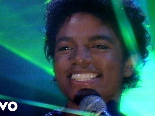 Michael Jackson -- 'Rock With You'