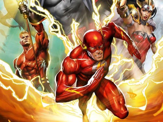 Pourquoi adapter Flashpoint pourrait être un geste génial pour Warner Bros. et DC