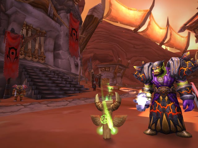 <i>World Of Warcraft Classic</i> Beta Players Are Reporting Bugs That Are Actually Just Features From The Past