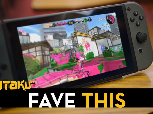 Ο διακόπτης έχει κάνει το Nintendo Cool ξανά