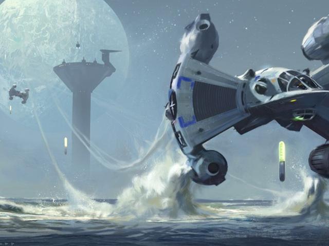 <i>Rogue One's</i> Gary Whitta kertoo meille suunnitelmistaan <i></i>  <i>Last Starfighter</i> uudelleenkäynnistys