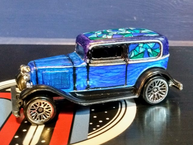 """WIP - '32 Ford Delivery """"Art Car"""""""