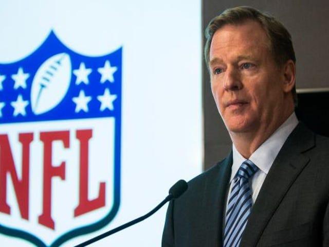 Protestieren Sie: Die NFL ist ein Unterschlupf für Gewalt