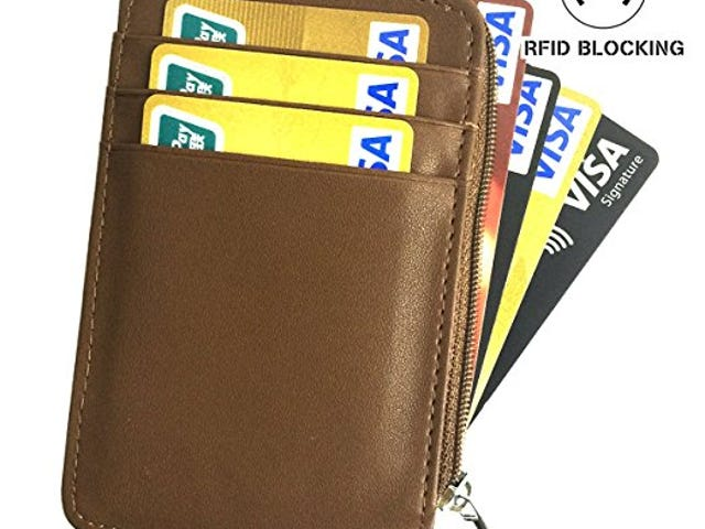 One of Your Favorite Wallet is Down to It's Lowest Price $5.99