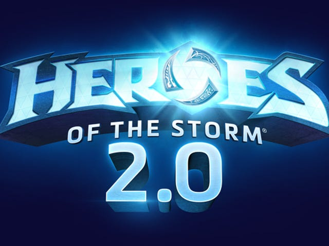 Blizzard Doubles Down on eSports with the Announcment of Heroes of the Storm 2.0