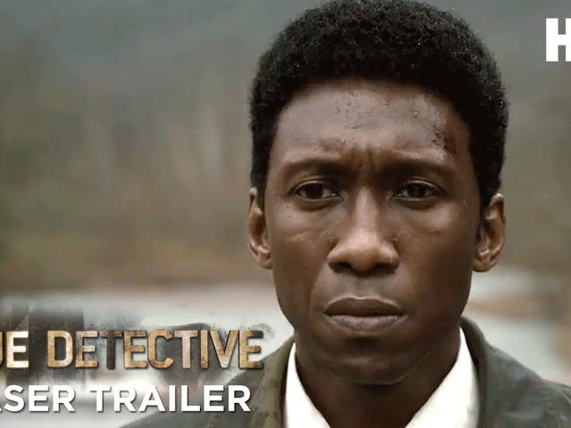 The First Mystery in Season 3 of True Detective Is WTF Is Up With Mahershala Ali's Wig?