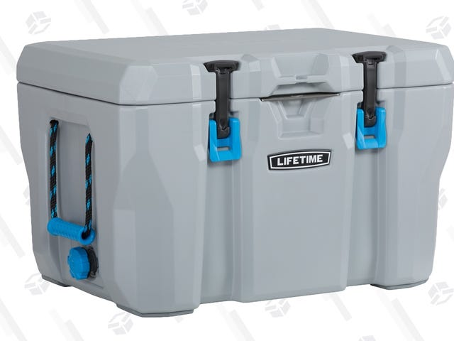 This $97 Cooler Can Keep Ice Frozen For a Week
