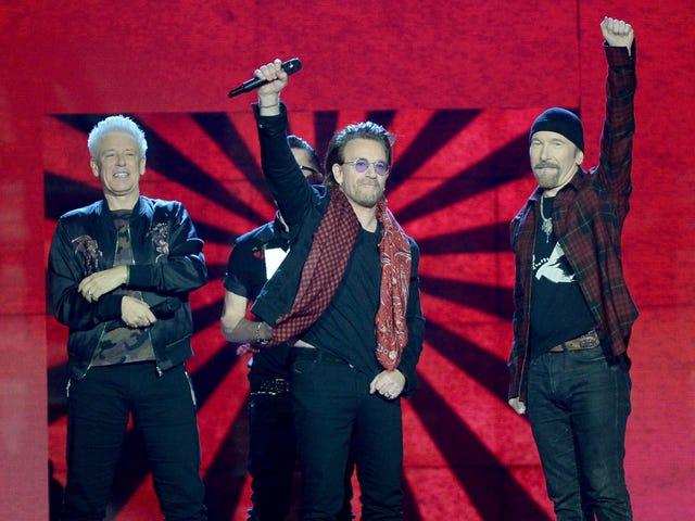 U2のアルバム、ランキング