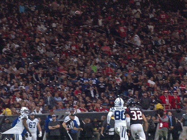 This Is The Only Way The Texans Can Stop The Colts From Scoring