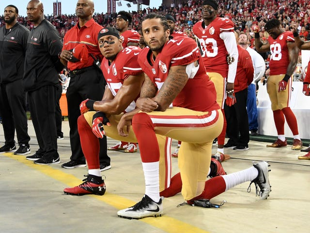 Colin Kaepernick Files Grievance Against NFL Owners for Collusion: Report