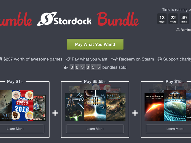 "<a href=""https://kinjadeals.theinventory.com/1819113942"" data-id="""" onClick=""window.ga('send', 'event', 'Permalink page click', 'Permalink page click - post header', 'standard');"">Humble's New Bundle Is Jam Packed With Stardock Games</a>"