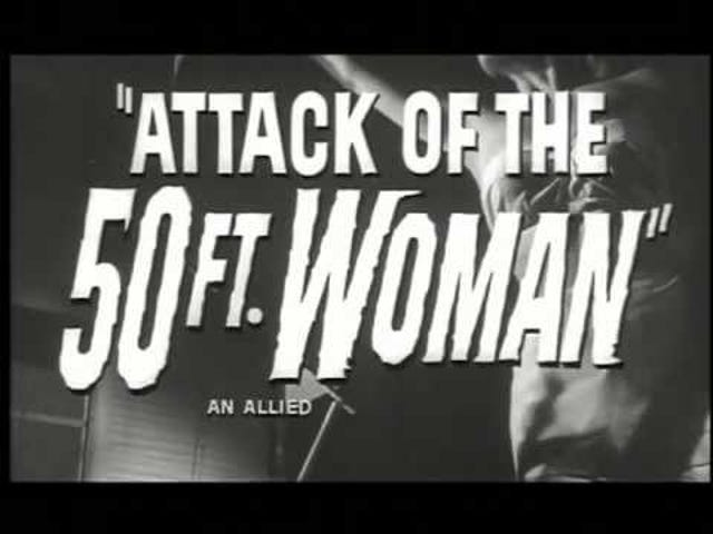 Svengoolie: Attack of the 50 Foot Woman (1958)