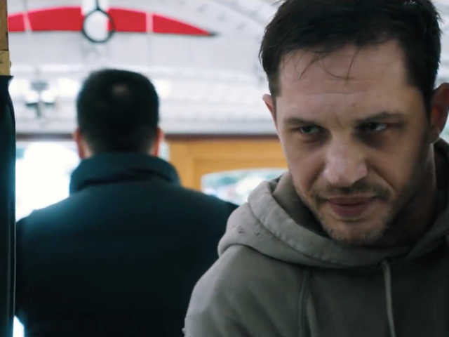 Eddie Brock's Not a Very Good Journalist in the First Venom Clip